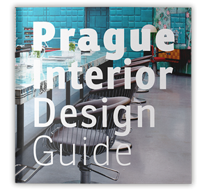 Kniha: Prague Interior Design Guide